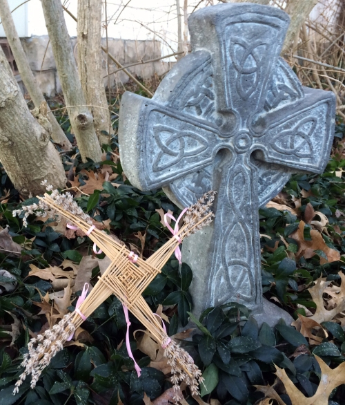 Irish crosses