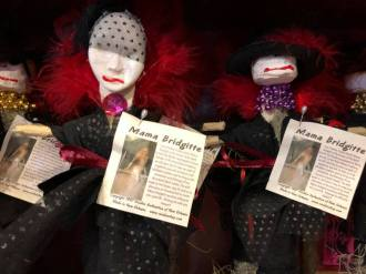 Mama Bridgitte dolls