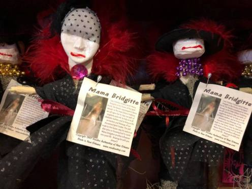 Mama Bridgitte dolls