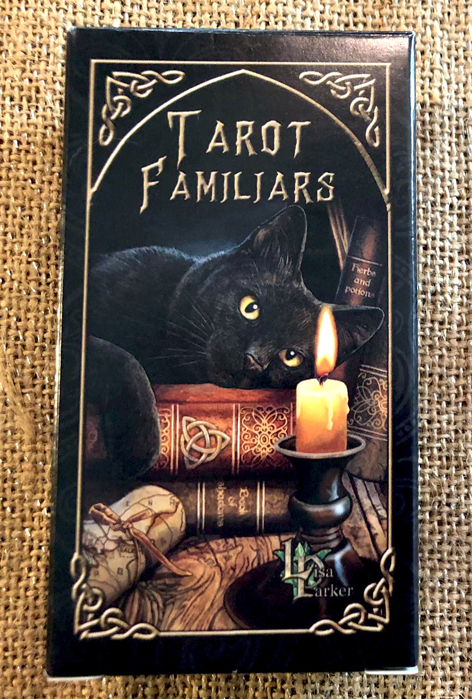 Review: 'Familiars' deck is gorgeous but falls short of perfect