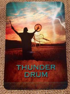 Native Spirit Thunder Drum